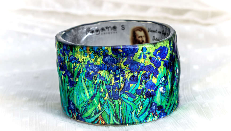 High Resin Bangle By PAGANE uniques (6).