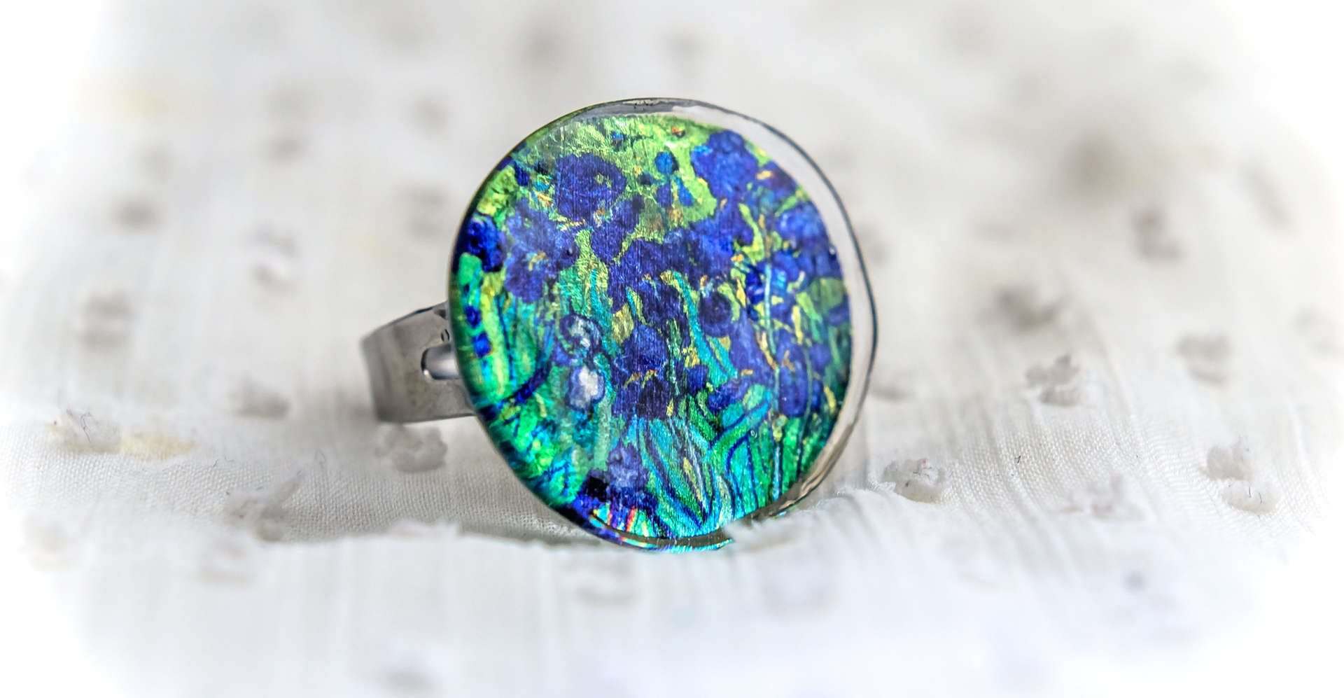 Rings Resin by PAGANE uniques Design (37