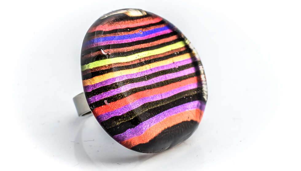 Rings Resin by PAGANE uniques Design (23