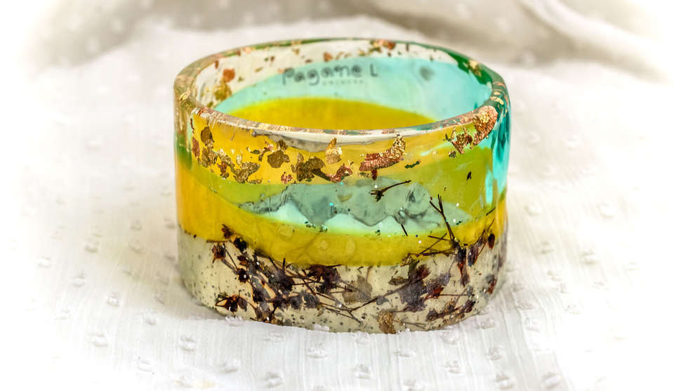 High Resin Bangle By PAGANE uniques (26)