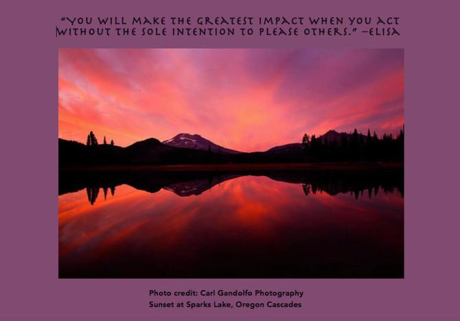 How To Make An Impact