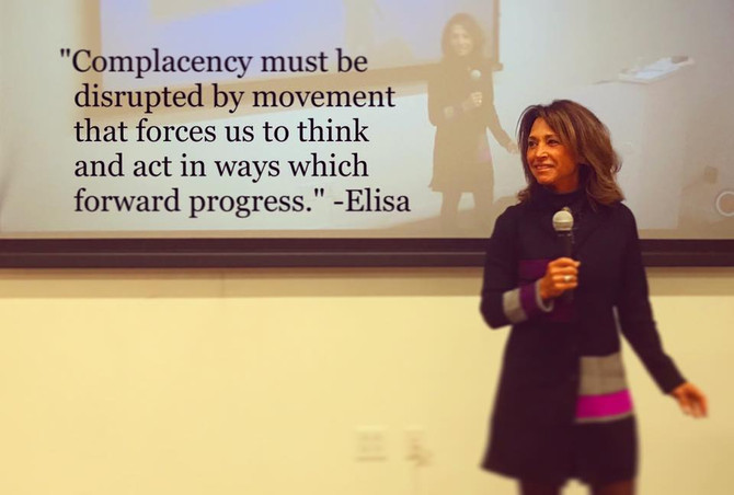 Disrupt Complacency!