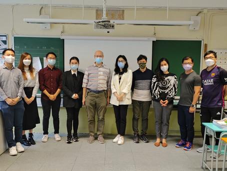 Krystal Institute Collaborates with Hong Kong Taoist Association Wun Tsuen School
