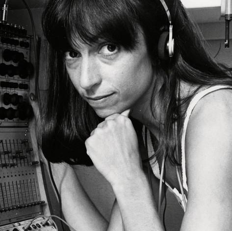 Suzanne in Park Ave Studio