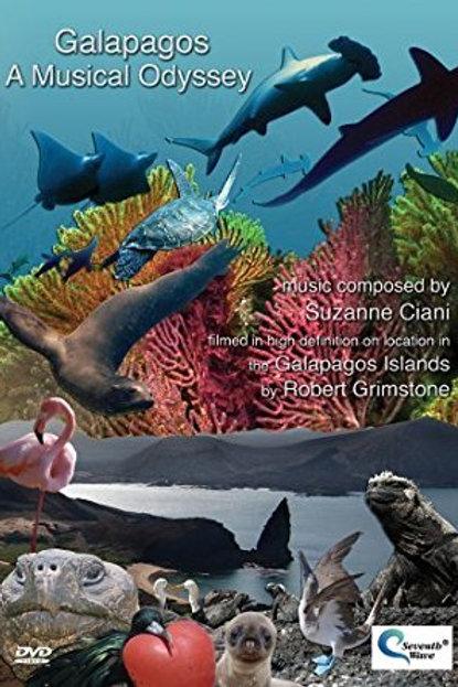 Galapagos: A Musical Odyssey DVD