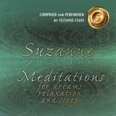 Meditations for Dreams, Relaxation, and Sleep CD