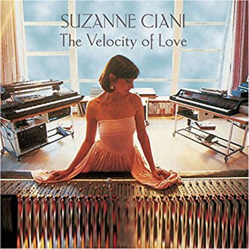 The Velocity of Love CD