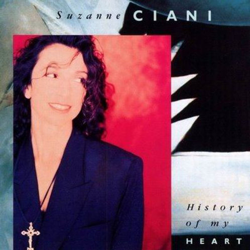 History of My Heart CD