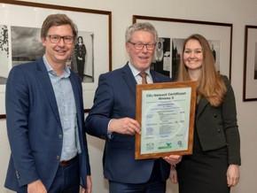 Provincie Gelderland door NCK als eerste provincie gecertificeerd op de CO2-Prestatieladder
