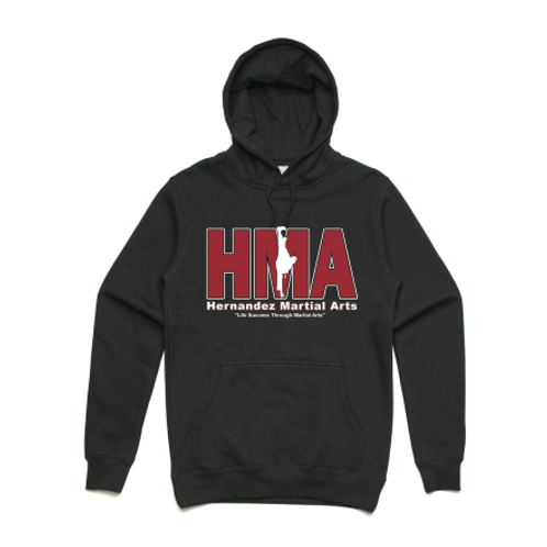 HMA Black Hoodies