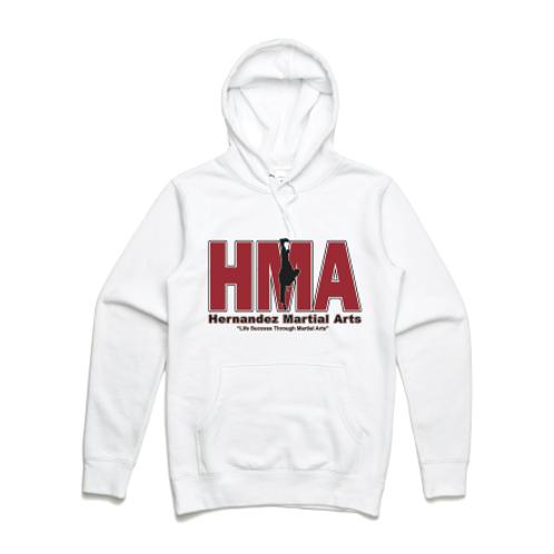 HMA White Hoodies