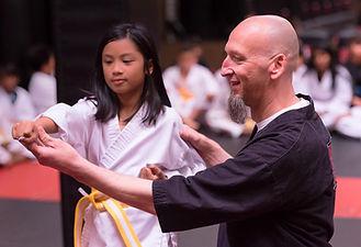 Hernandez Martial Arts Kids Program