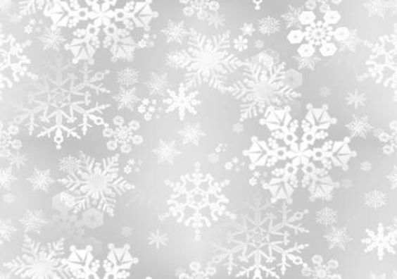 snowflakes-on-gray-snow-in-2019-snowflak