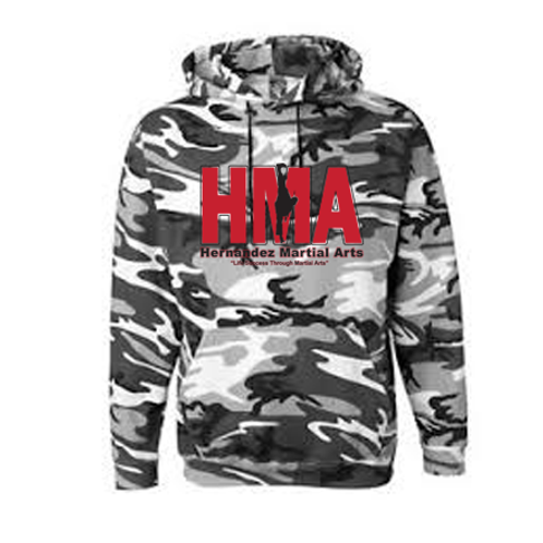 HMA Urban Camo Hoodies