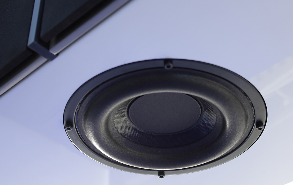 Why is the bass important for loudspeakers?