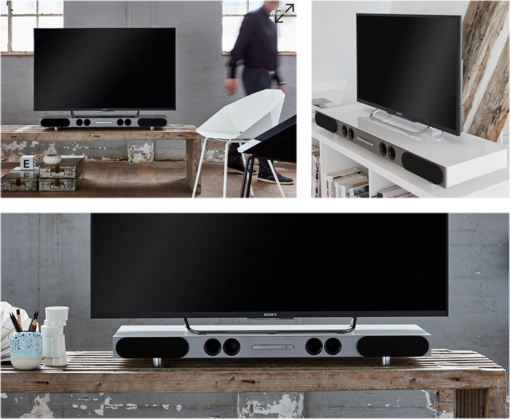 STEENSSEN ACTION - the invisible audio system