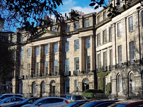 Moray Place in Edinburgh