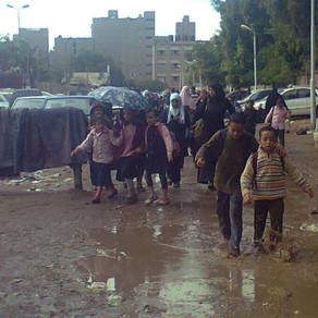 WHEN IT RAINS IN CAIRO