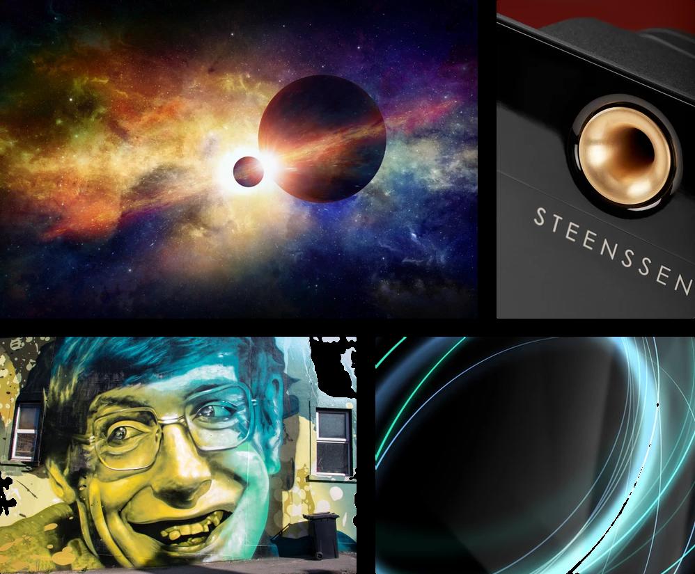 AIR and Hawkings Black