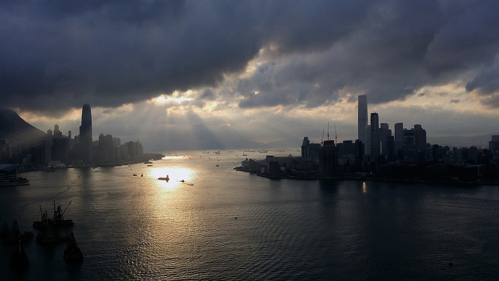 Causeway Bay Hong Kong, photo by Frederick Rickmann, 70MEDiA blog