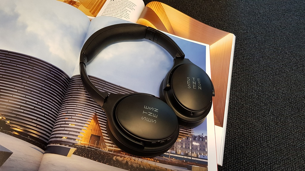 S500 Noise Cancellation Headphones