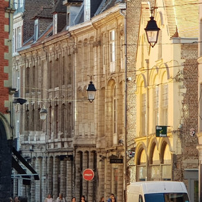 Lille in France is Blessed with Streets on a Human Scale