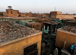THE DEAD END OF CAIRO HOUSING