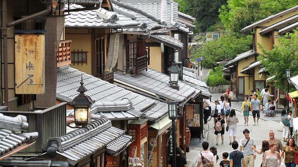 Kyoto Japan - Photographic Images by Arkitekt Frederick Rickmann