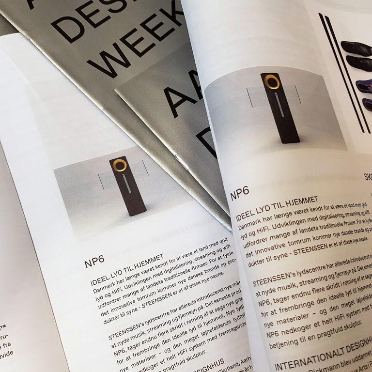 STEENSSEN - best loudspeakers for you   Denmark   trådløs