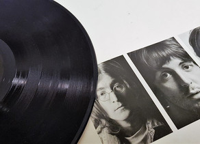THE WHITE ALBUM - the real thing