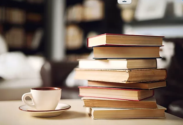 COFFEE, BOOKS and MORE
