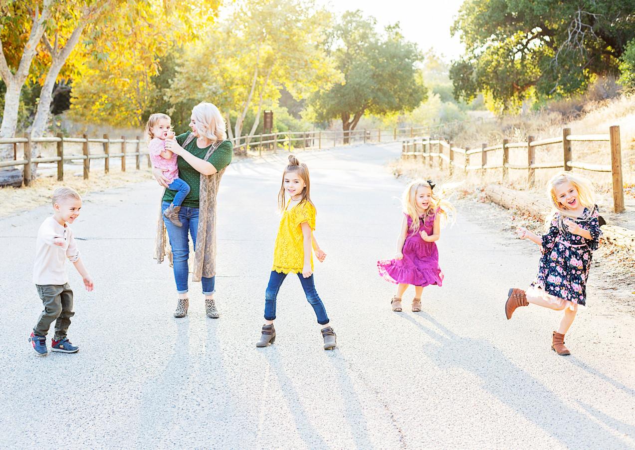 Lancaster California family photography