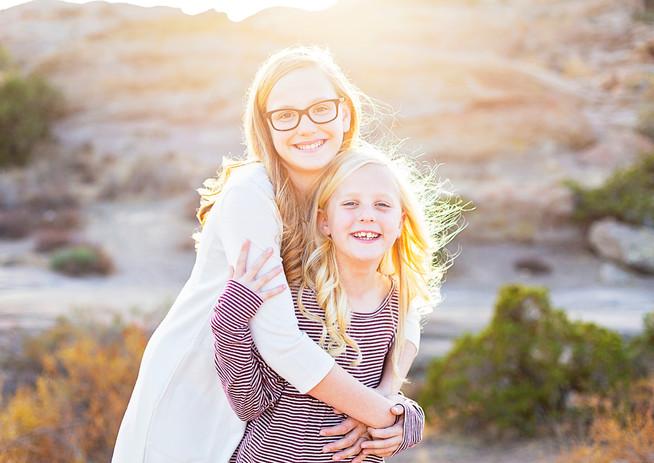 Palmdale California family photography