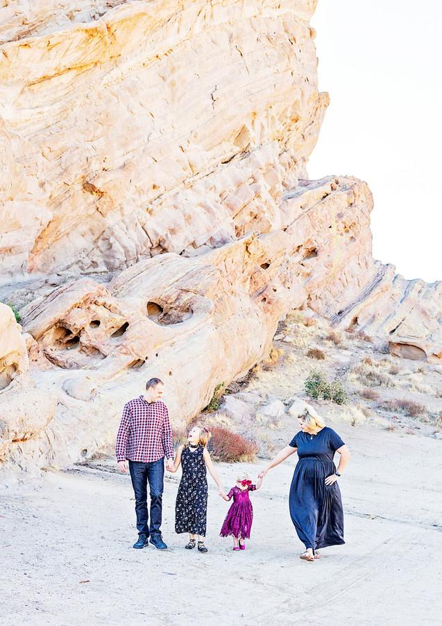 Santa Clarita California family photography