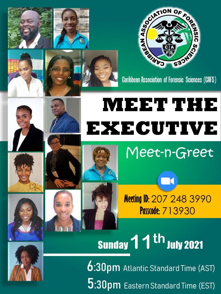 Meet the Executives