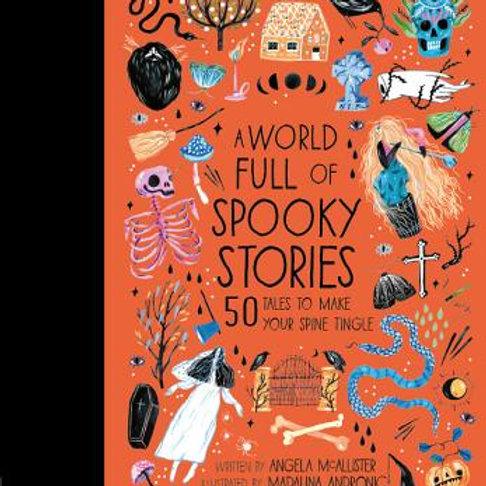 A World of Spooky Stories