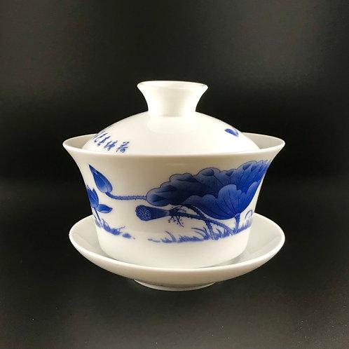 Blue Lotus Gaiwan
