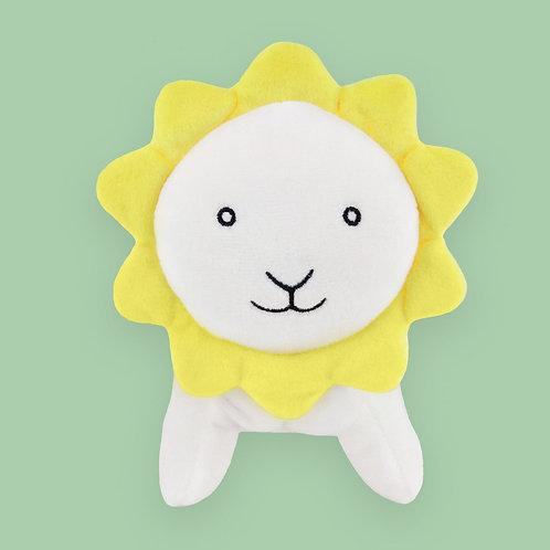 Sunflower Lion Plush