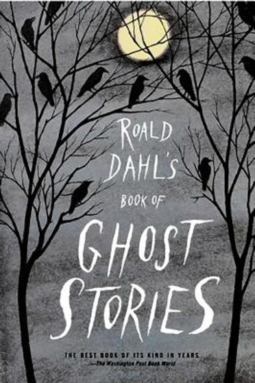Ronald Dahl's Book of Ghost Stories