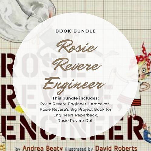 Rosie Revere Book Bundle