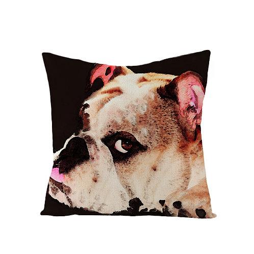 Dog Pet Pillow Cover