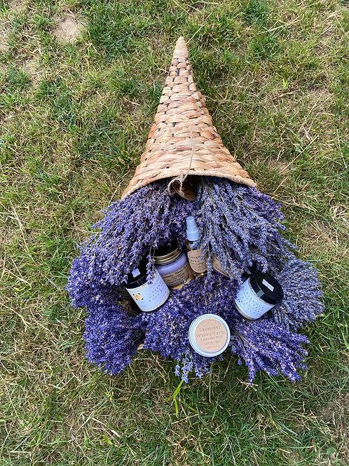 Cornucopia of lavender