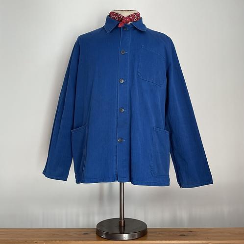 True Vintage European Cotton Workwear Jacket L