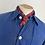 Thumbnail: True Vintage Darned Cotton Workwear Jacket S M