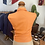 Thumbnail: True Vintage 1950s 'Mitre' Cotton Shirt UK6 8 XS