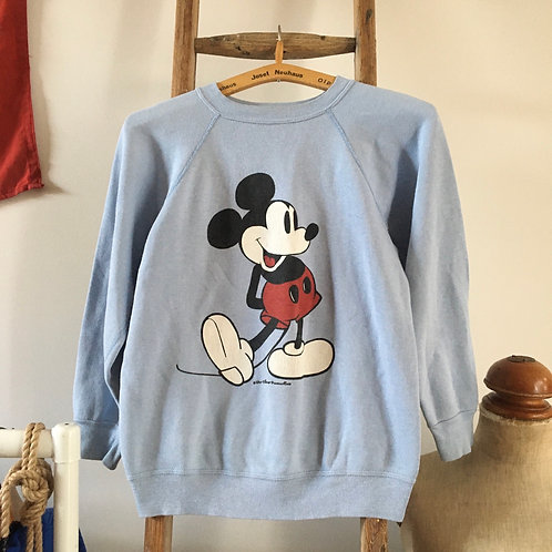 True Vintage USA Mickey Mouse Sweatshirt S