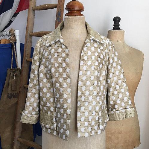 True Vintage 1950s/60s Paquerette Vedette Jacket UK12 14 M