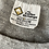 Thumbnail: True Vintage USA Lehigh University Grey Marl Cotton Sports Vest S M