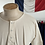 Thumbnail: Vintage Style 100% Cotton Jersey Short- Sleeved Henley Shirt XL