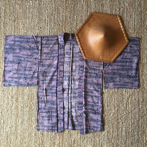 Vintage Japanese Haori Kimono Jacket